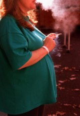 French hospitals are offering pregnant women up to $460 to quit smoking after a study showed that one in five fail to kick the habit while expecting..