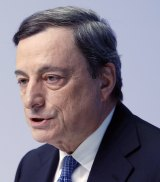"""President of European Central Bank Mario Draghi implemented negative interest rates as part of his bid to do """"whatever it takes"""" to keep the Euro zone together."""