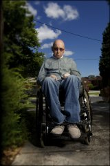 Dr Peter Gibilisco, author of The Politics of Disability.