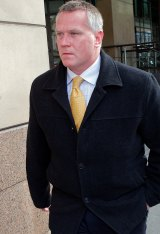 Andrew Flanagan was given a plum $400,000 package at Myer based on a fake CV.