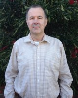 Former Bangladesh security expert Dr Mark Briskey.