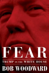 Fear: Trump in the White House by Bob Woodward.