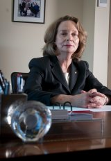 Justice Susan Kiefel was announced as Chief Justice French's successor last month.