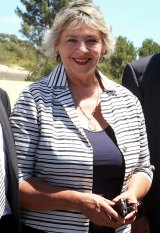 Upper house MP Inga Peulich says she was bullied within her own party.