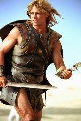 Brad Pitt played Achilles in Plan B's first film, <i>Troy</i>.