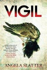<i>Vigil</i>, by Angela Slatter.