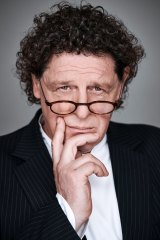Marco Pierre White heads up Seven's new cooking show, 'Hell's Kitchen'.