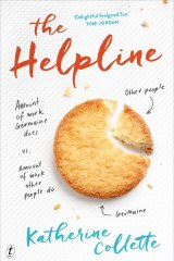 The Helpline. By Katherine Collette.