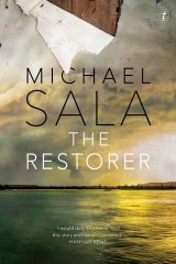 The Restorer by Michael Sala.