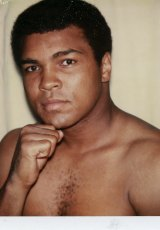 Muhammad Ali became a Muslim at the height of his career.