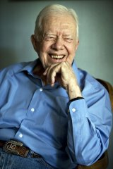 Former US president Jimmy Carter's 2009 open letter about gender equality has gone viral.