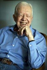 Former US president Jimmy Carter's 2009 open letter about gender equality has gone viral.