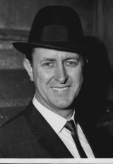 Terry McDermott as he appeared in TV's 'Homicide'.
