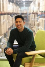 Interior Secrets founder Bill Huynh says around 35 per cent of invoices exceed the company's seven-day terms.