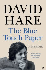 <i>The Blue Touch Paper</i> was inspired by David Hare's recollections of his schooldays.