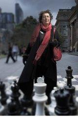 Actor, filmmaker, lecturer and mentor Margot Nash.
