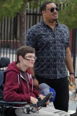 <i>Speechless</i> is a new sitcom about the DiMeo family which has disability as its main theme.