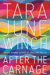 <i>After The Carnage</i> by Tara June Winch.