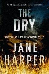 Jane Harper's thriller <i>The Dry</i> is set in rural Victoria.