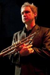 Trumpeter Phil Slater.