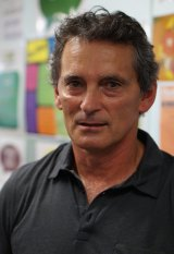 Steve Ella played State of Origin in the mid 1980s and is now the director of the Foundation for Alcohol Research and Education.