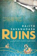 <i>Ruins</i> by Rajith Savanadasa.