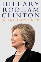Hillary Clinton's book is out on Tuesday.