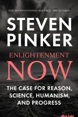 <i>Enlightenment Now</i> continues Steven Pinker's pursuit of an optimistic view of human progress.