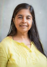 University of Sydney professor and The Chair of the National Committee for Mathematical Sciences, Nalini Joshi