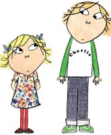 Creator of Charlie and Lola, Lauren Child heads to the Sydney Writers' Festival.