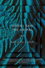 When I Saw the Animal by Bernard Cohen.