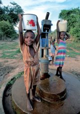 The women of Sub-Saharan Africa spend about 40 billion hours a year collecting water.