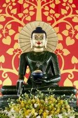 The Jade Buddha for Universal Peace.