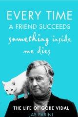 <i>Every Times a Friend Succeeds</i> by Jay Parini.