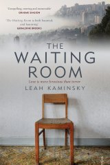 <i>The Waiting Room</i> by Leah Kaminsky.