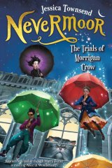 Jessica Townsend's <i>Nevermoor: The Trials of Morrigan Crow</i> was 10 years in the making.