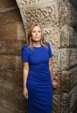 On the case: Journalist Caroline Overington.