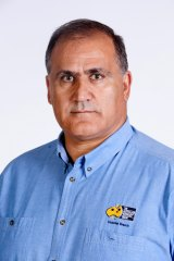 Bill Shorten's successor at the AWU, Cesar Melhem.