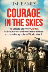 <i>Courage in the Skies</i> by Jim Eames.
