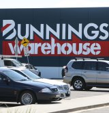 """""""Bunnings, which releases its full-year results on August 20, says it controls 17 per cent of the market""""."""