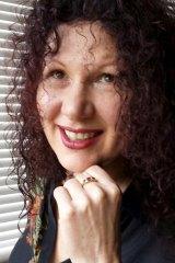Author Jane Harrison.