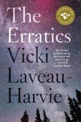 The Erratics byVicki Laveau-Harvie.