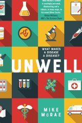Unwell by Mike McRae book cover