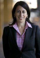 ANZ Bank's new chief financial officer Michelle Jablko.