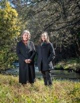 Yarra mayor Amanda Stone (left) and Darebin mayor Kim Le Cerf, whose councils have scrapped Australia Day events.