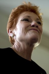 Pauline Hanson is making another attempt to revive her political career.