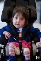 Evie Amore Callander changed her parents' perception of disability in her short life.