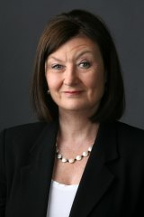 Sydney Morning Herald investigative journalist Kate McClymont.