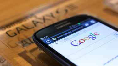 Samsung and Google: Patent deal reached.
