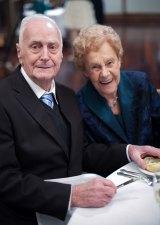 Raymond and Pamela Elsdon.